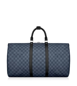 Canvas Damier Cobalt
