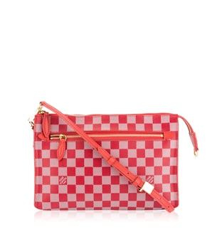 Canvas Damier Couleurs