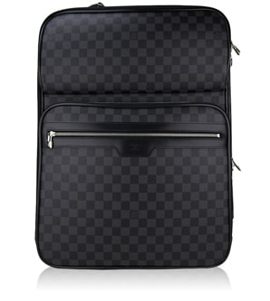 Canvas Damier Graphite