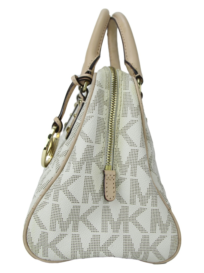 Canvas Monograma Bolsa Michael Kors Original Boy8 54ARjL
