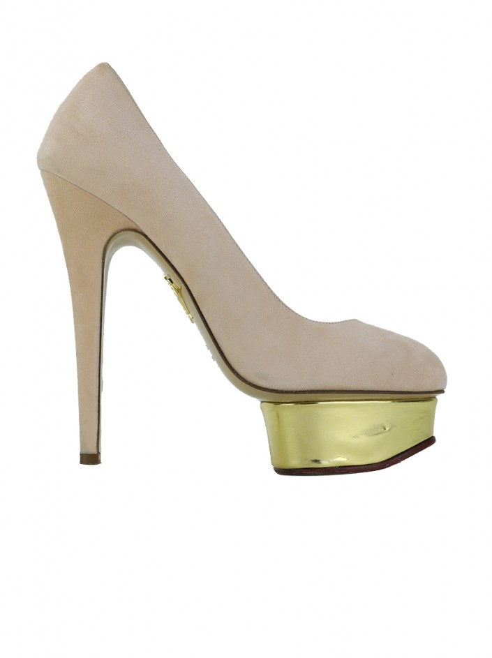 Sapato Charlotte Olympia Dolly Rose