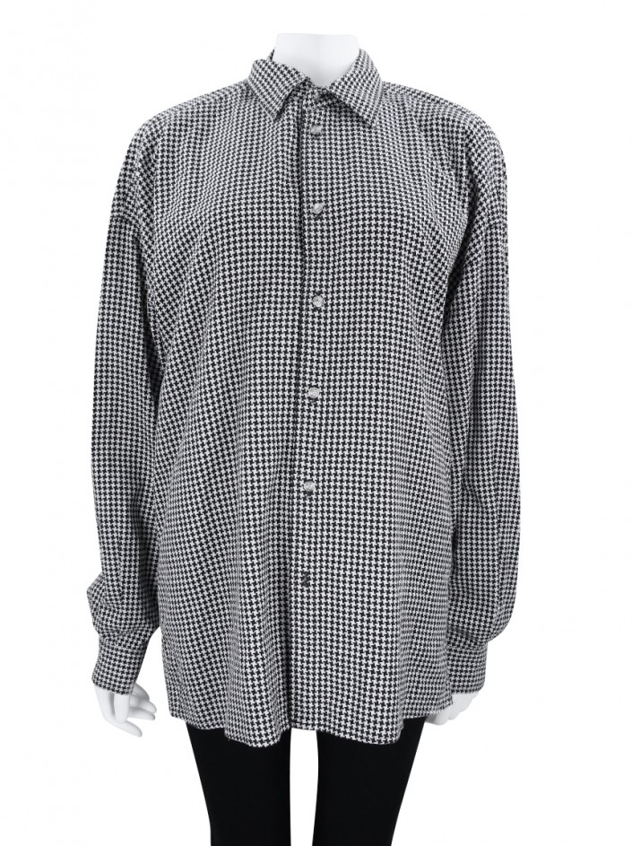 Camisa Versace Jeans Couture Pied Poule