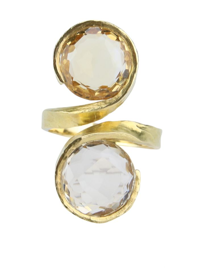 Anel H.Stern Ouro 18k