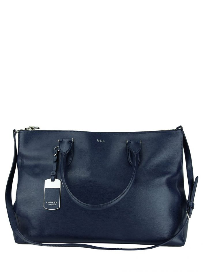 Bolsa Ralph Newbury Double Aya2 Original Zip Lauren ALj3R54