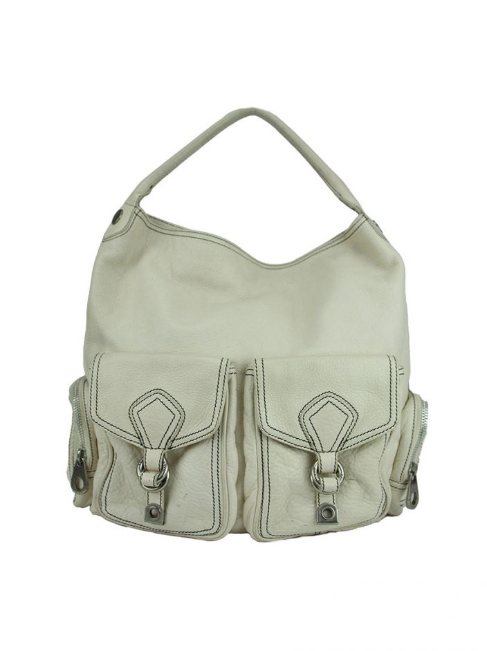 Bolsa Marc by Marc Jacobs Off-White