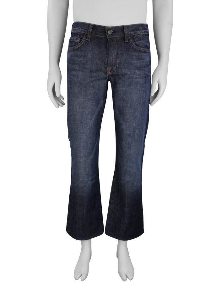 Calça Seven For All Mankind Jeans Azul Masculino