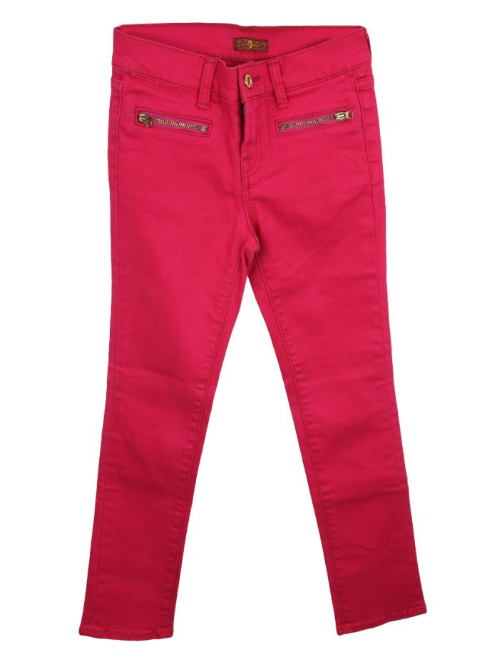 Calça Seven For All Mankind Pink