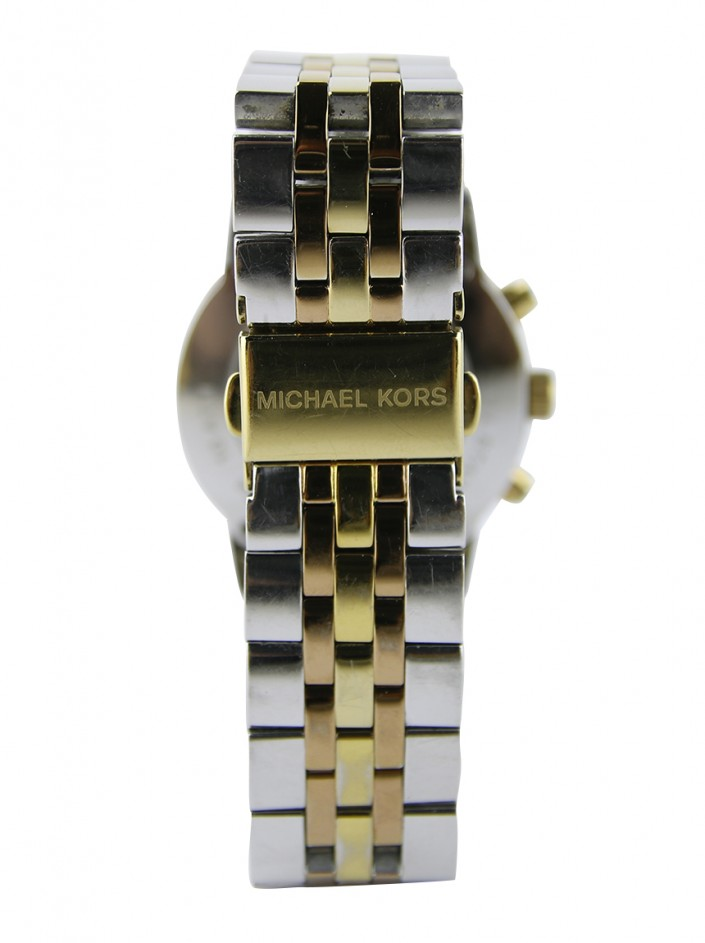 Relógio Michael Kors Mother Of Pearl MK-5650 Tricolor
