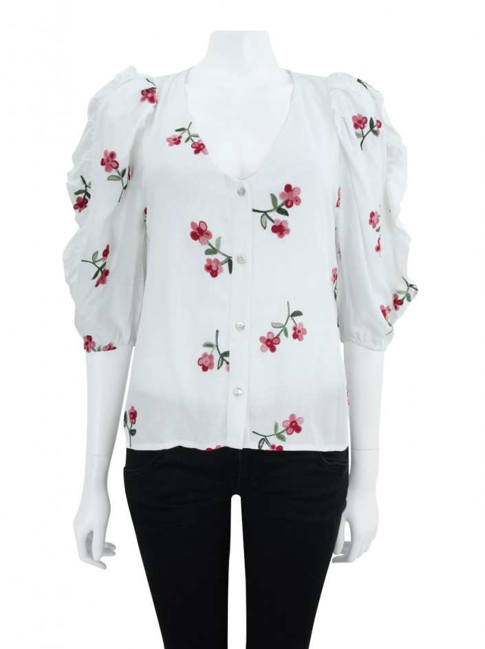 Blusa Mixed Zineia Floral