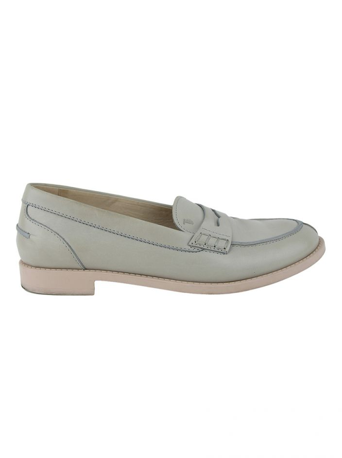 Sapato Tod's Couro Bege