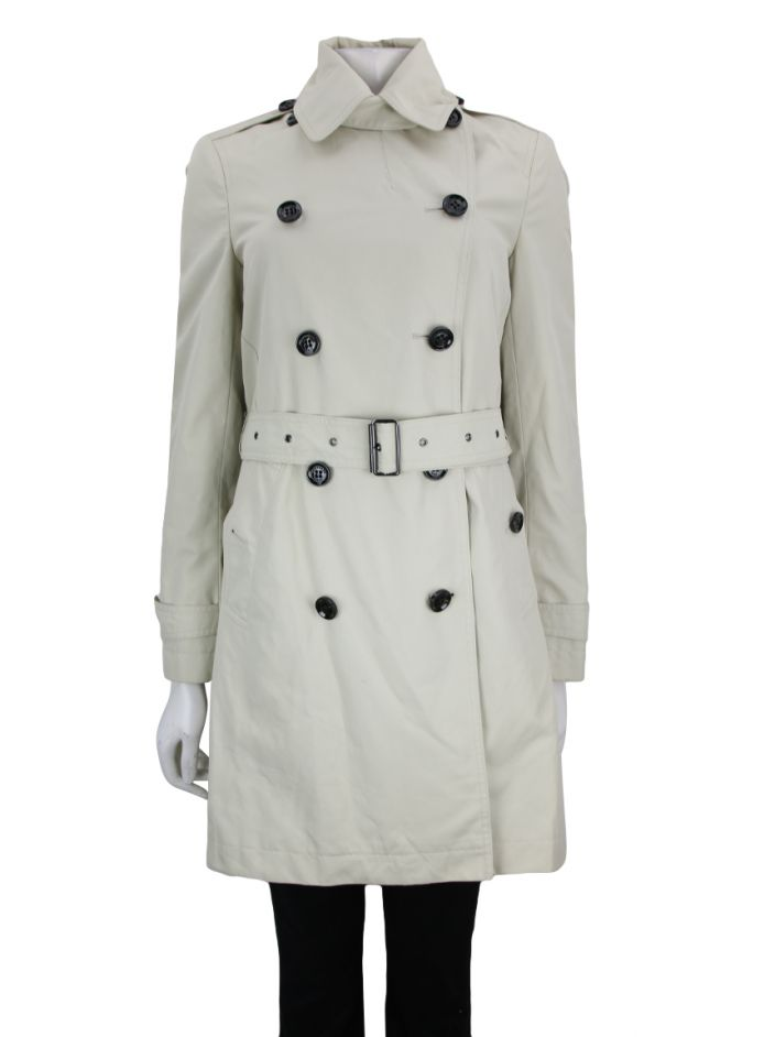 Trench Coat Burberry Brit Bege