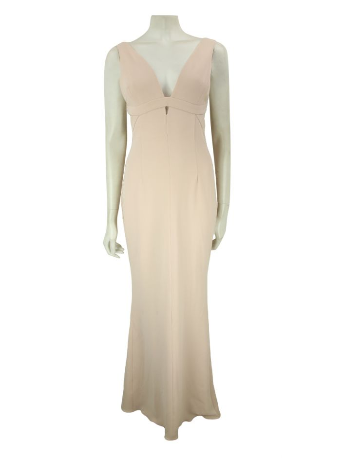 Vestido Intermix Blair Deep Blush