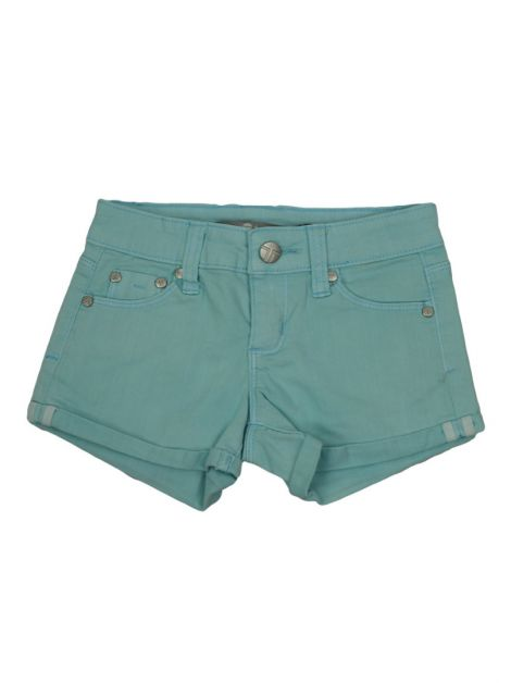 Shorts Tractr Azul Infantil