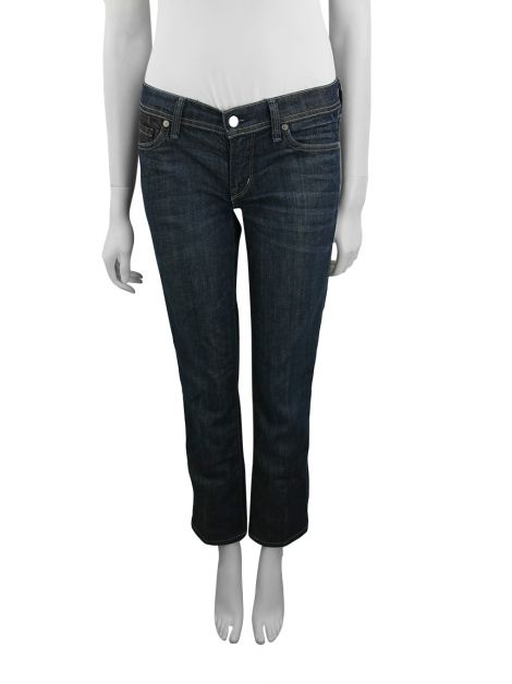 Calça Citizens of Humanity Low Waist Stretch Jeans