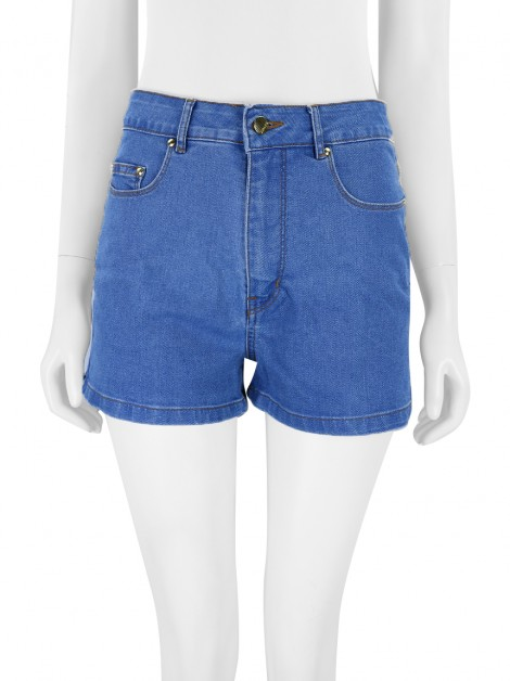 Shorts Amapô Mini Denim
