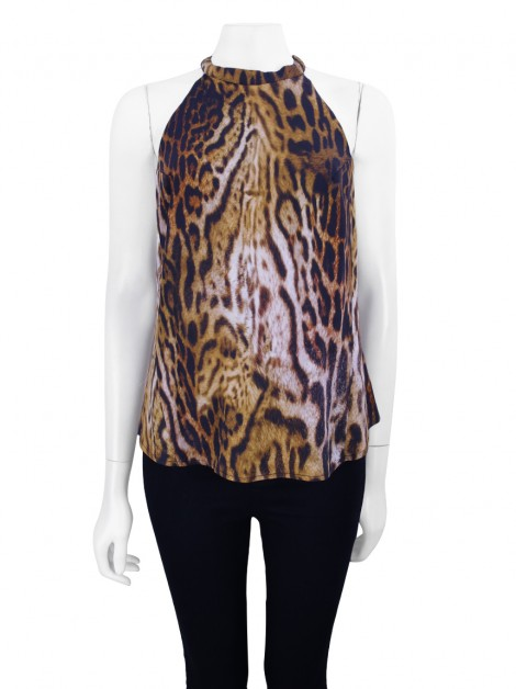 Blusa Bo.Bô Animal Print