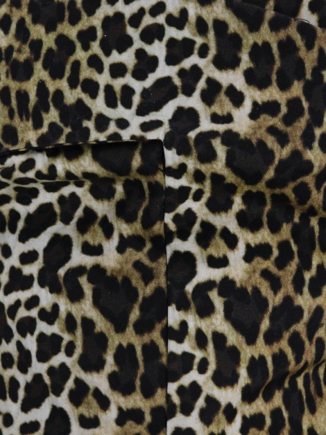 Vestido Animale Animal Print