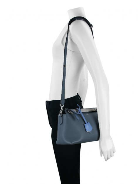 Bolsa Fendi By The Way Tempesta Blue