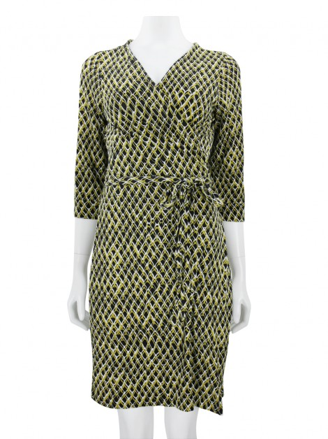Vestido Diane Von Furstenberg New Julian Two