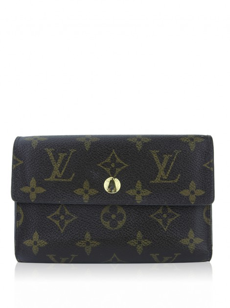 Carteira Louis Vuitton Monogram Alexandra