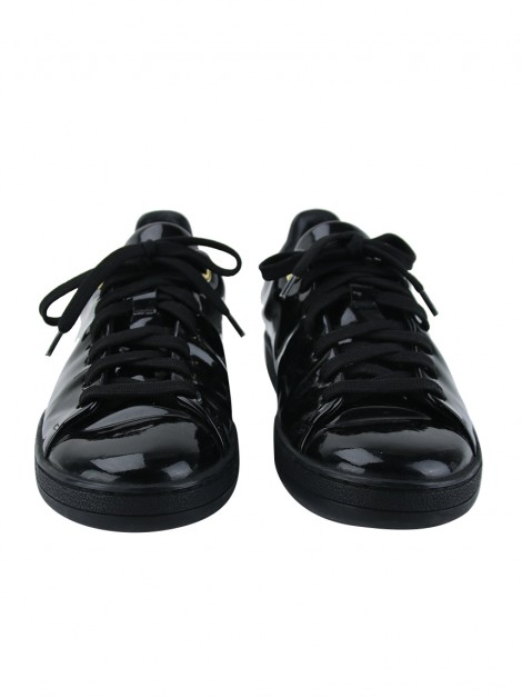 Tênis Louis Vuitton Sneaker Frontrow Preto