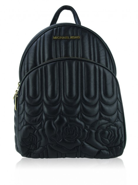 Mochila Michael Kors Abbey Quilted Flowers