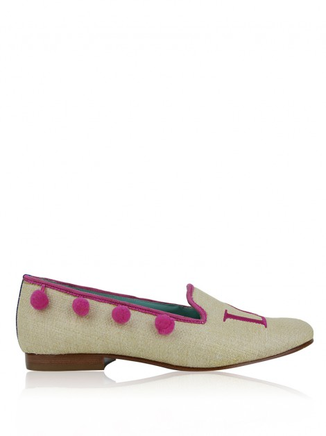 Loafer Blue Bird para Batô Batô Love Bege