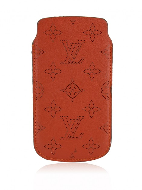 Case para iPhone 6 Louis Vuitton Mahina Laranja