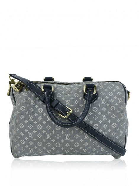 Bolsa Louis Vuitton Speedy Bandouliere 30 Mini Lin