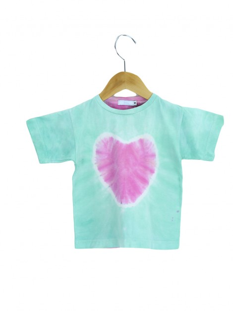 Blusa Daslu Girl Tie Dye Toddler