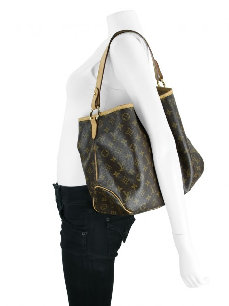 Bolsa Louis Vuitton Delightful Monogram PM