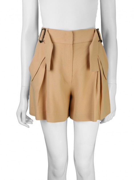Short NK Store Curto Bege