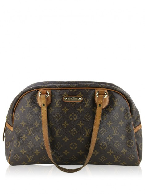 Bolsa Louis Vuitton Montorgueil GM Monogram