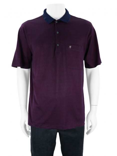 Camisa Pringle Polo Quadriculado Masculino