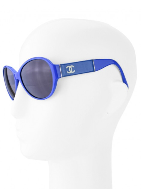 Óculos Chanel 1342/9S Azul Royal