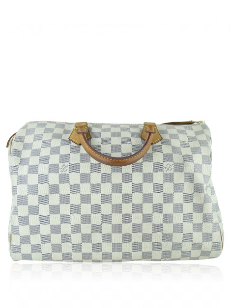 Bolsa Louis Vuitton Speedy Damier Azur