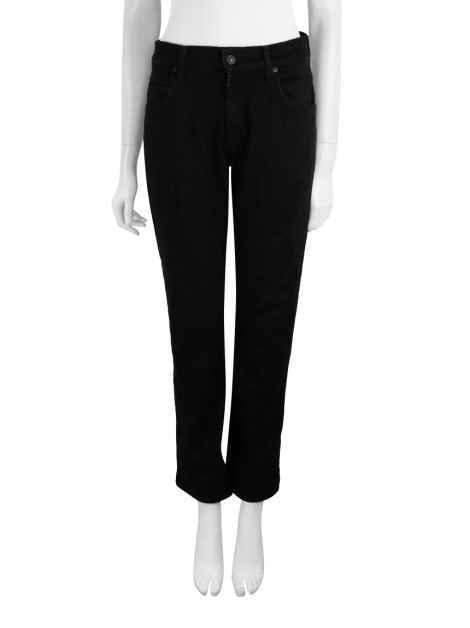 Calça Seven For All Mankind Reta Preto