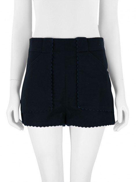 Shorts Cris Barros Hot Pant Preto