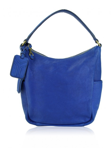 Bolsa Yves Saint Laurent Multy Azul