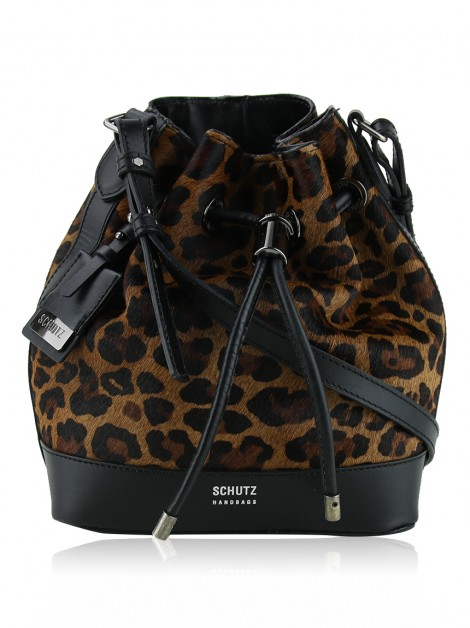 Bolsa Schutz Baby Bucket Animal Print
