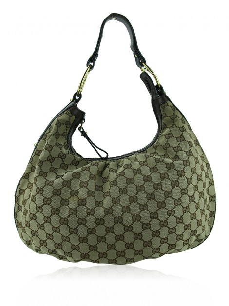 Bolsa Gucci Interlocking Hobo