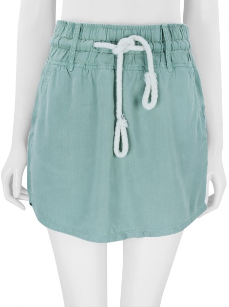 Shorts Not Your Basic Denim N.Y.B.D. Tecido Verde