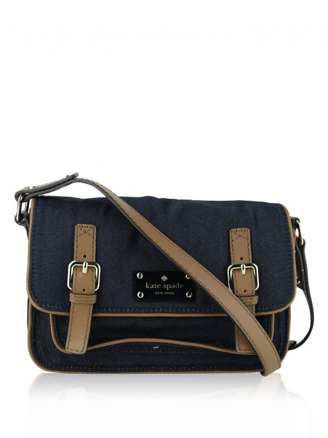 Bolsa Kate Spade Essex Scout Denim