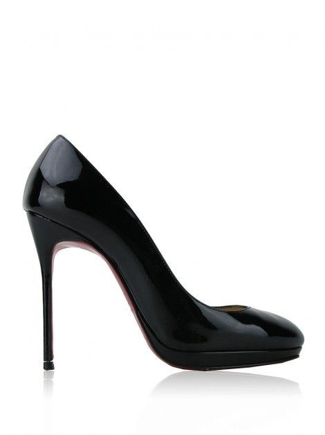 Sapato Christian Louboutin New Simple Pump Preto