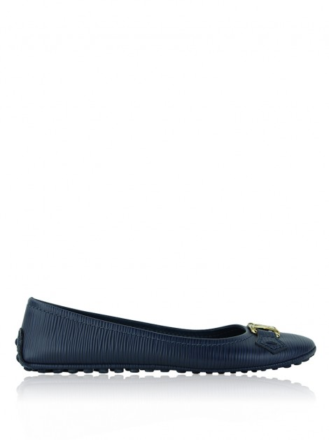 Sapatilha Louis Vuitton Oxford Epi Azul