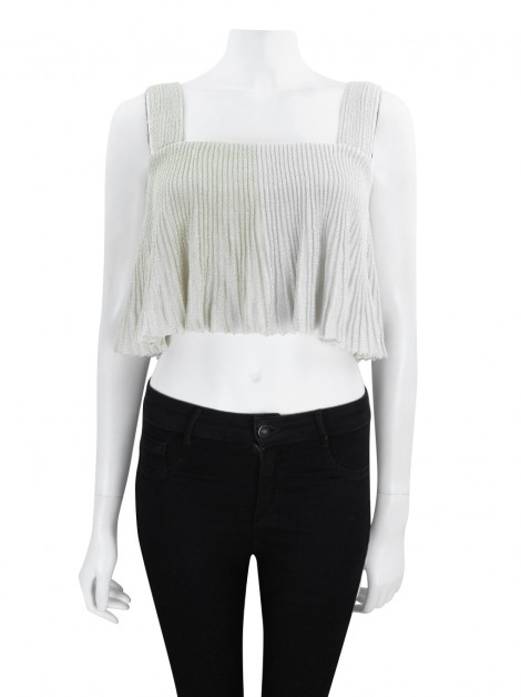 Blusa byNV Cropped Tricot Taise