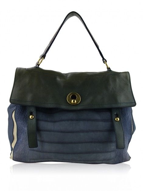 Bolsa Yves Saint Laurent Muse Two Tricolor