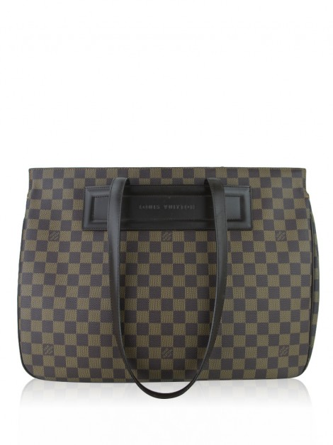 Bolsa Louis Vuitton Damier Ebene Parioli GM