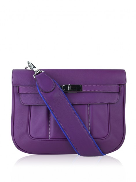 Bolsa Hermès Swift Berline 28 Anemone
