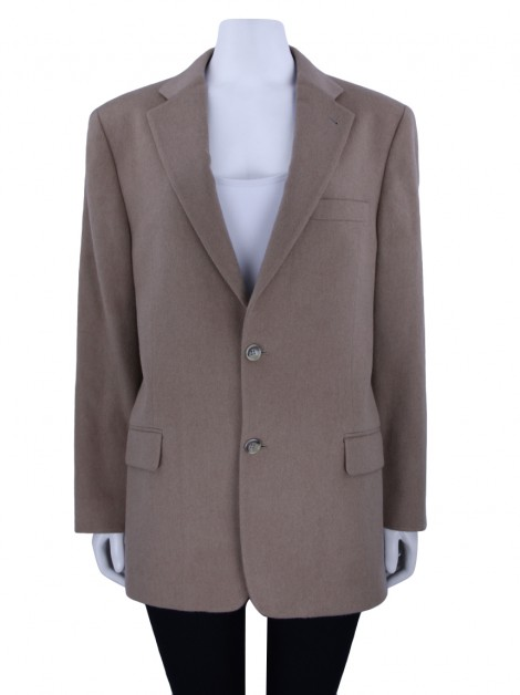 Blazer Burberry & Saks Fifth Avenue Bond Street Bege